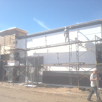 Columbia Drywall Installation